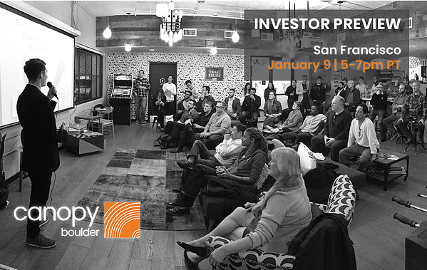 Investor preview_SF 2019